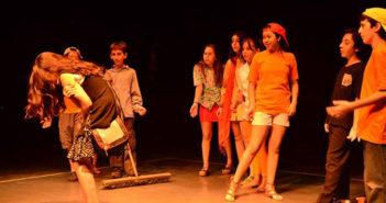 Teatro adolescente