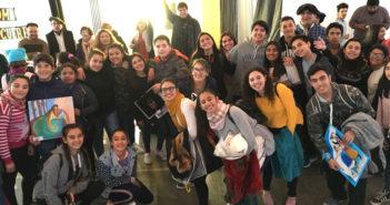 280 jóvenes ya han participado en las dos primeras sedes de los Juegos Evita Culturales 2018