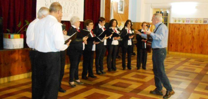 Coro Municipal de Embajador Martini.