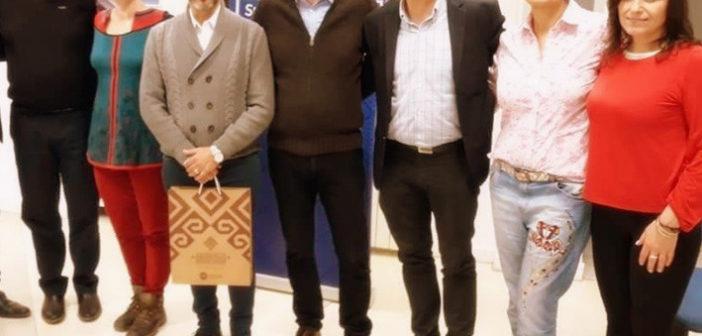 Reunión Ente Patagonia NQN