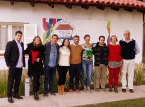 Reunión Ente Patagonia NQN1