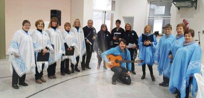 Coro Municipal de Intendente Alvear.