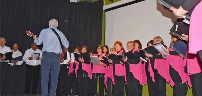 Coro Municipal de Rancul.