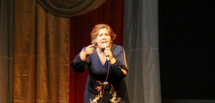 Lila Acevedo.