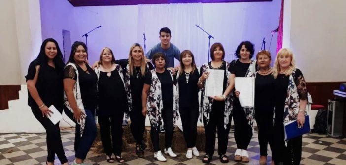 Coro Municipal de Parera.