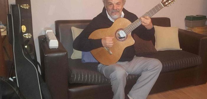 Peña literaria con Jorge Milikota