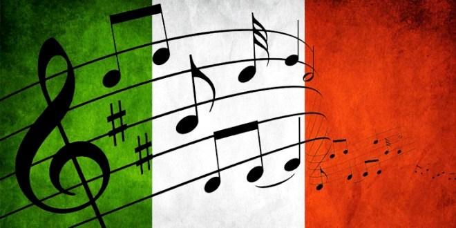 Canciones italianas en MEdANo