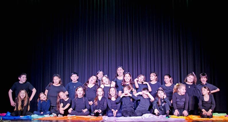 Coro Provincial de Niños.
