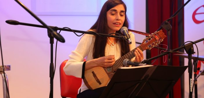 Laura Caballero.