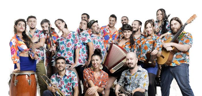 Orkesta Popular San Bomba.