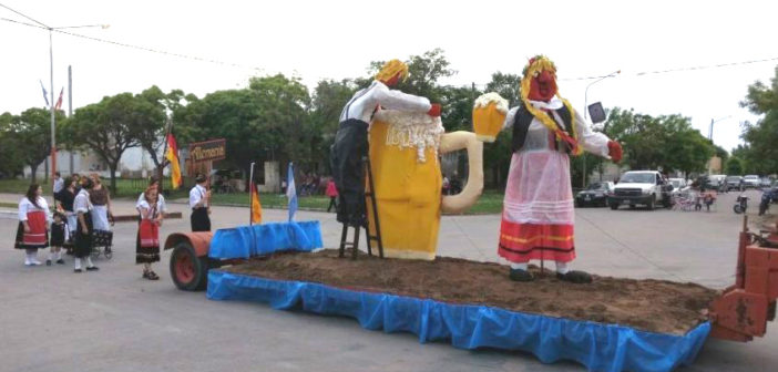XVI Fiesta del Inmigrante - Embajador Martini