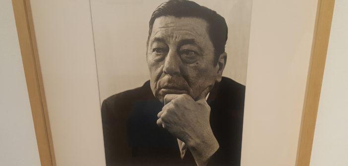 Atahualpa Yupanqui, 1970. De Eduardo Comesaña.
