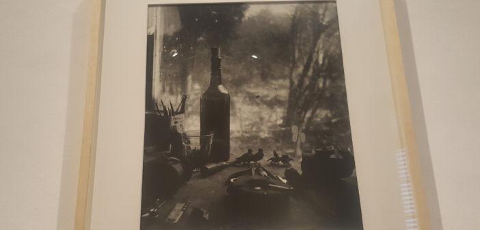 La mesa de Enrique Wernicke, 1995, de Anatole Saderman.