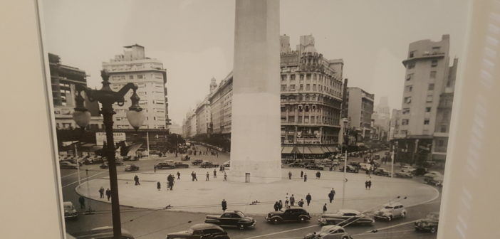 Obelisco, 1951/1952, Grete Stern.