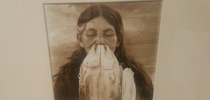 El pescado, 1991, de Luis González Palma.