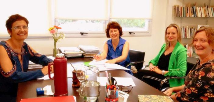 Convenio entre la Secretaría de Cultura y Fundación Banco de La Pampa