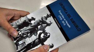 Libro Burton 5 - Crónica del subsuelo. El petróleo en Neuquén (1918-2013)