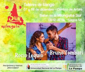 Rocío y Bruno