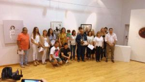 Se inauguró formalmente el Salón de Poema Ilustrado
