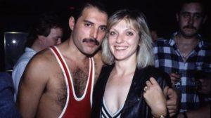 Freddy con Mary Austin