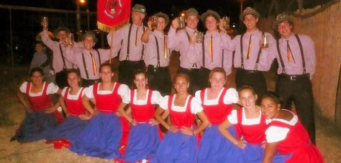 Colonia Barón tiene su fiesta provincial alemana