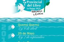 Nuevo logo de la 3ª Feria Provincial del Libro