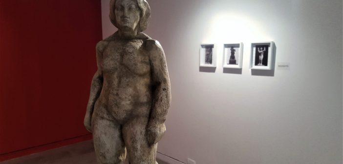 """""""Desnudo"""" (1930). Yeso."""