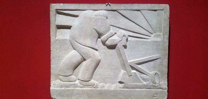 """Arando"" (1933-1935). Piedra."