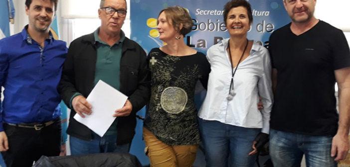 Autores pampeanos cuentos ENERC 2018