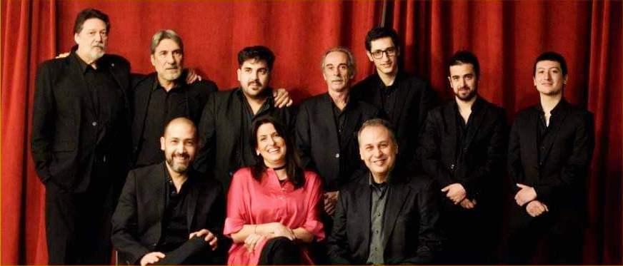 Orquesta Típica Nicolás Ledesma.