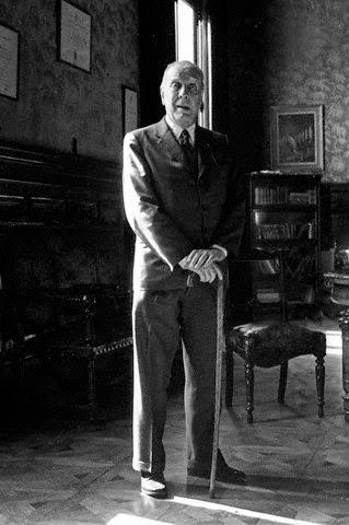 Borges © Horacio Villalobos-Corbis