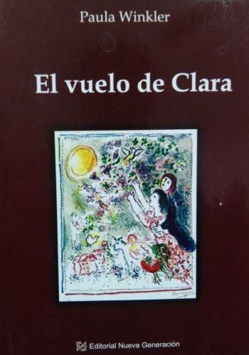Libro Winkler 2 - El vuelo de Clara