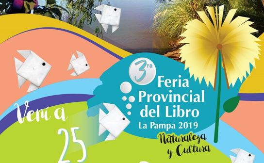 3° Feria Provincial del Libro en 25 de Mayo