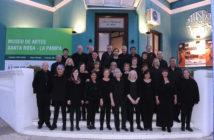 Coro en Museo Verde