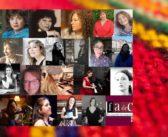 Mujeres creando y compartiendo música