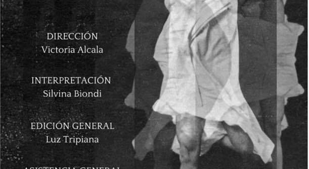 Una bailarina de papel