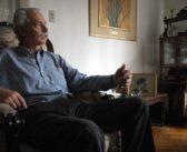 """Santiago Sylvester: """"Me fastidia el deslumbramiento de Vargas Llosa por las multinacionales"""""""