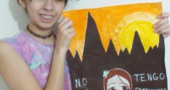 Una dibujo para pensar a Juana Azurduy