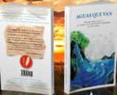 «Aguas que van», primera antología de Autoras y Autores Independientes de La Pampa