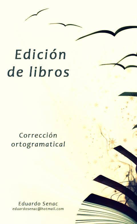 Eduardo Senac - Edición de Libros